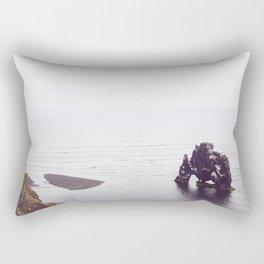 Hvítserkur, Iceland Rectangular Pillow