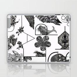 Letters Laptop & iPad Skin