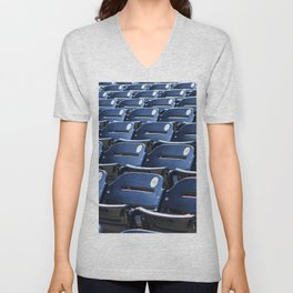 Play Ball! - Stadium Seats Unisex V-Neck