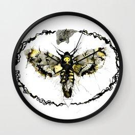 Melancholic Wall Clock