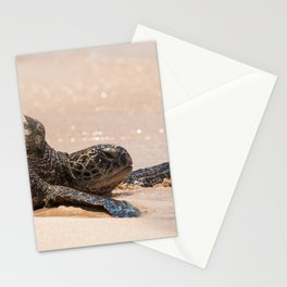 Hawaii- Sea Turtle Stationery Cards