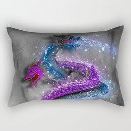 Double Dragon 3 Rectangular Pillow