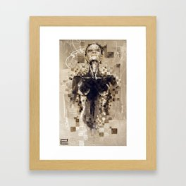 Seren In Renautus Framed Art Print