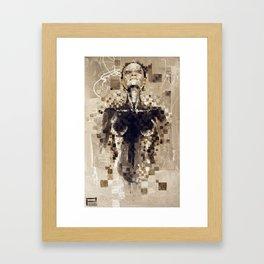 Seren In Renautus Framed Art Print