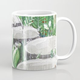 Kyoto Spirit Rain Coffee Mug