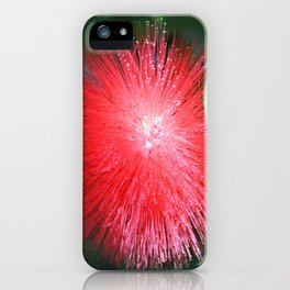 Flower No 1 iPhone Case