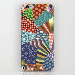Pattern Explosion 2 iPhone Skin
