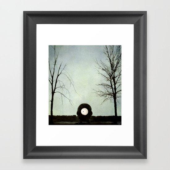 Occhei Framed Art Print