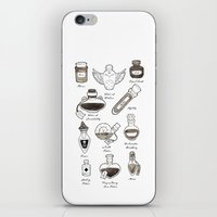 fullmetal alchemist iPhone & iPod Skins featuring Alchemist by Freeminds