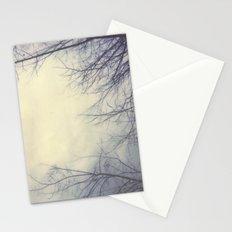 Creepy Trees Polaroid Stationery Cards