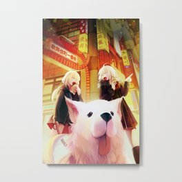 FGO: The Shinjuku Alters Metal Print