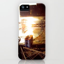 Hook, Line & Sinker iPhone Case