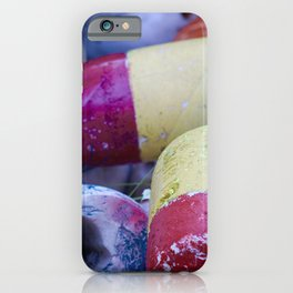 Oh Buoy 3 iPhone Case