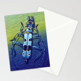 Super Beetle Stationery Cards