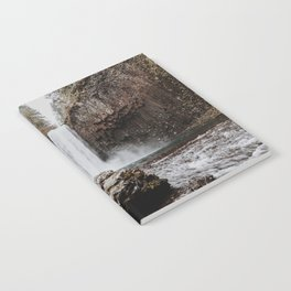 Abiqua Falls Notebook
