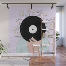 The Power of Music Wall Mural