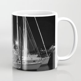 night sailing Coffee Mug