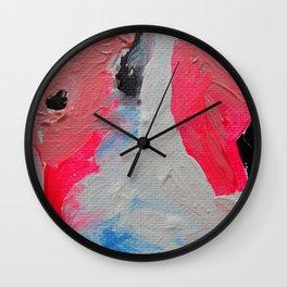 Nantucket Swell Wall Clock