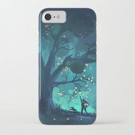 Nightfruits iPhone Case