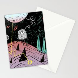 Superboles h4 Stationery Cards