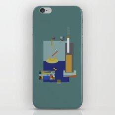 spiriti: pearl iPhone & iPod Skin