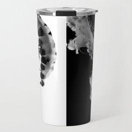 Jellyfish Yin & Yang Travel Mug