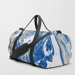 Marble Duffle Bag