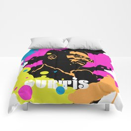 Soul Activism :: Curtis Mayfield Comforters