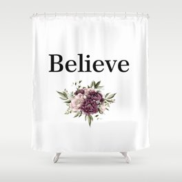 Creer Shower Curtain