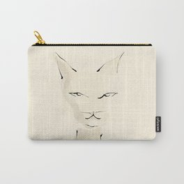 Kitty, sketch Carry-All Pouch