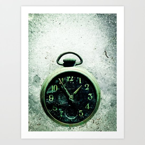 Time For Winter Art Print