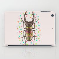 insect iPad Cases featuring INSECT IV by dogooder