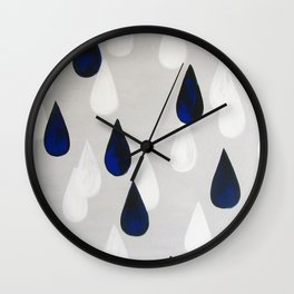 No. 25 Wall Clock
