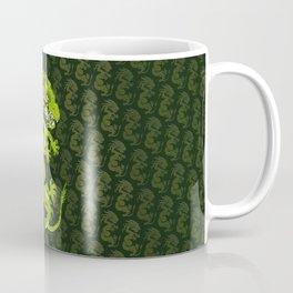 Jade Dragon Coffee Mug