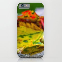 Fall, Autumn Art Prints iPhone Case