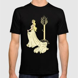 Lady of the Golden Wood T-shirt