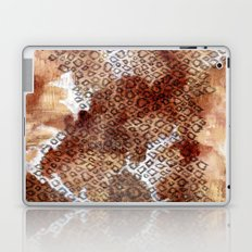 The skin of Cheetah Laptop & iPad Skin