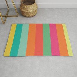 Stripes Colours Rug