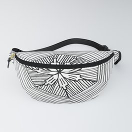 Wooden Star Fanny Pack