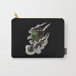 Vaping Monster Illustration | Horror Vape Carry-All Pouch