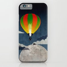Picnic in a Balloon on the Moon Slim Case iPhone 6s