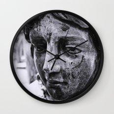 Angelic face Wall Clock