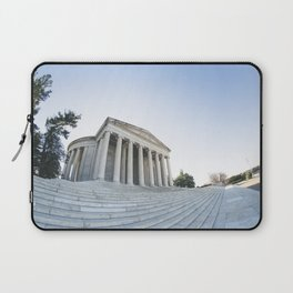 Skewed Politics Laptop Sleeve