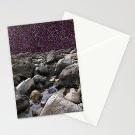 Glitter Tide Stationery Cards