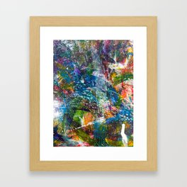 Bright Light Framed Art Print