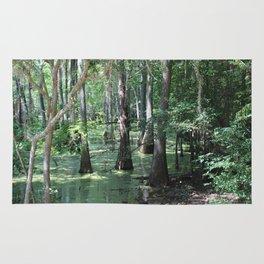 Wet Forest Rug