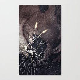 Aquila Canvas Print