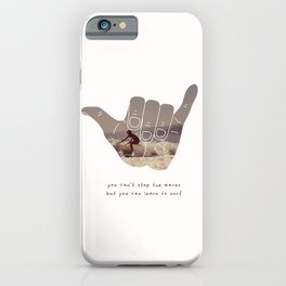 good vibrations iPhone Case