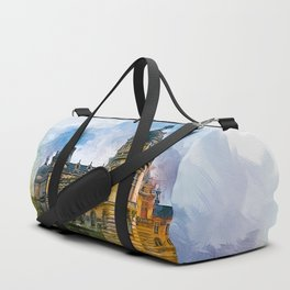 Château de Chantilly Duffle Bag