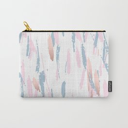 Acrylic confetti gold Carry-All Pouch